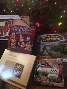 New games. Great Gifts