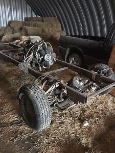 Home built off-road vehicle project