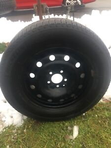 Winter tires and rims for Ford Lincoln Volvo
