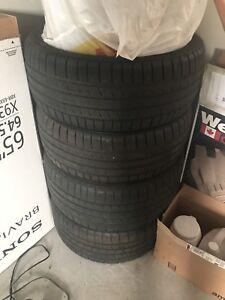 Winter Tires - PORSCHE 911 OEM