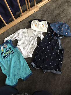 Wanted: Babys clothes newborn to 1 yr