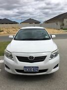 Toyota Corolla 2008 Southern River Gosnells Area Preview