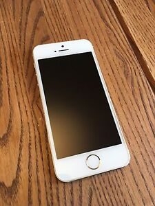 Gold iPhone 5s FOR PARTS