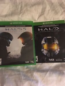 HALO 5 + Master chief collection