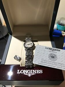 Brand new Longines primaluna lady heritage watch