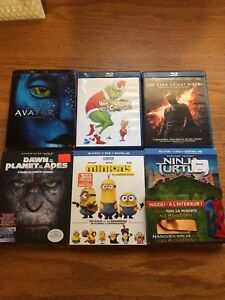 Blu rays for sale!!!