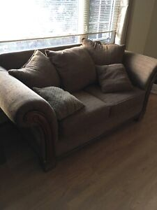 Couch and chair $100 obo