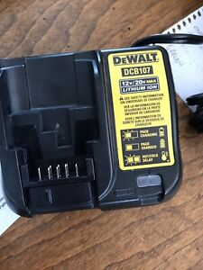 Dewalt Charger and 2Amp Battery