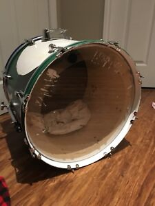 Orphan drums need gone