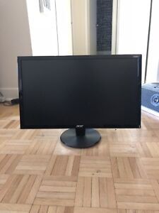 """Acer 23.5"""" 1080p Computer Monitor"""