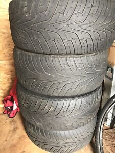 Hankook Ventus 295/45/20 XL SUV tire Audi Bmw Mercedes Lexus etc