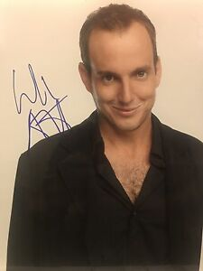 Signed 8x10 Will Arnett Arrested Development with Certificate