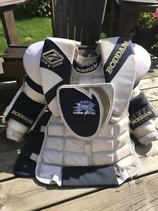 Boddam Goalie Chest Protector