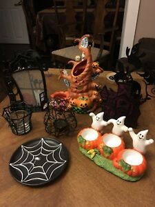 Partylite Halloween collection
