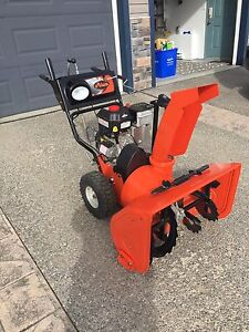 2014 Ariens Gas/Electric Snowblower