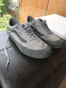 best service 8616e 9eb41 VANS UltraCush Skate Shoes SIZE 10  Great Condition