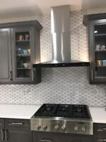 CERTIFIED APPLIANCES INSTALLATION PROFESSIONALLY IN NEW HOUSES