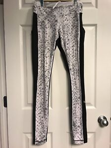 Lululemon running tights size 8