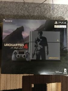 Ps4 + 2 controllers + 5 games