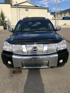 2007 7Pass Nissan Armada LE Nav/DVD/Cam/Leather