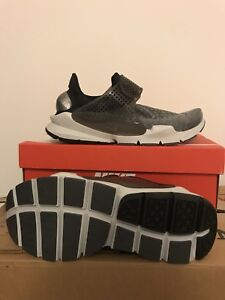 Nike Sock Dart - Dark Grey - Sz 10 Mens - Brand New Never Worn