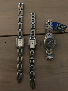 Woman' watches - Guess & Fossil
