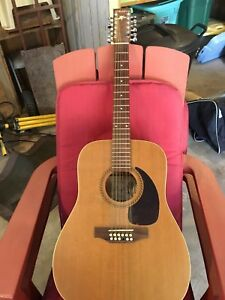 Art and Lutherie 12-string