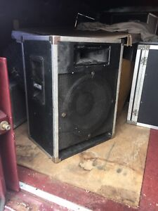 Traynor pa speaker cabs 15inch