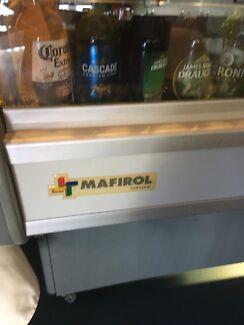 Mafirol commercial display fridge Made in Italy Bentleigh Glen Eira Area Preview