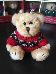 18 Teddy Bear Ornaments