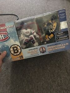 McFarlane NHL Series 3 RARE double pack.