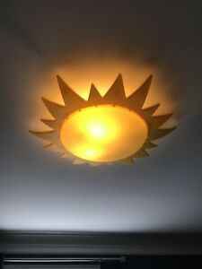 Sun Kids Ceiling Light