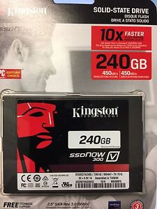 Kingston SSD drive 240GB