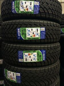 NEW 225/65/R17 WINTER TIRES