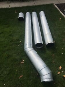 "7"" B VENT PIPING"