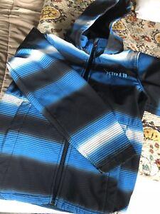 Boys Fall Jacket XMTN Size LRG 10 12.