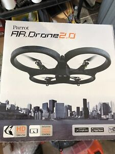 New Parrot Air drone 2.0. With a camera on board!