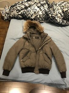 MANTEAU MACKAGE FOR MEN SIZE 38 SMALL