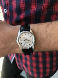 Rolex Oyster Perpetual Datejust 16220 mint condition