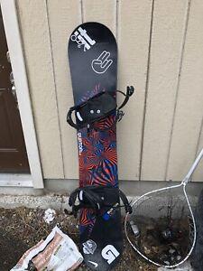 Burton Complete snowboard (Men's)