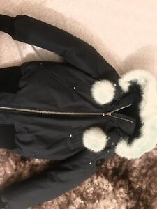 Moose Knuckle Bomber Women's Size Small