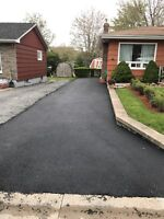 Paving, excavation and driveway sealing