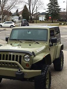 2013 Jeep Special Edition