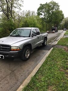 2002 DODGE DAKOTA PART OUT