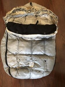 Car seat cover baby winter 7am Enfant Le Sac Igloo Small