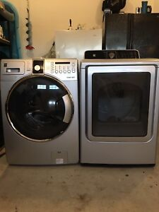 Kenmore was her and dryer