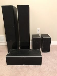 5 ENERGY speakers for sale