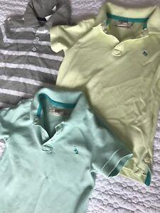Toddler boy golf shirts. Size 18-24 months.