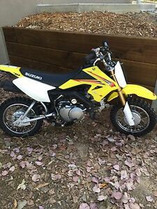 Suzuki drz70     4 stroke kids bike 2014 Research Nillumbik Area Preview