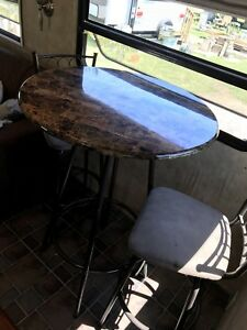 High Pub Table